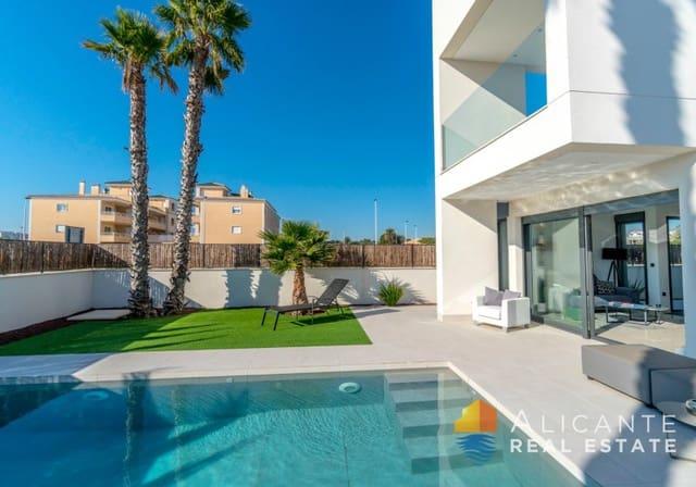 4 sypialnia Willa na sprzedaż w La Marina del Pinet z basenem - 426 000 € (Ref: 3518930)