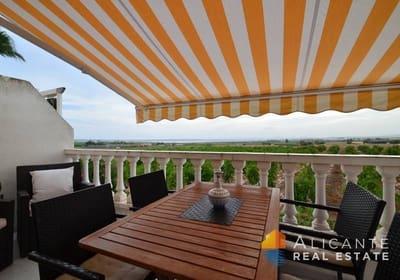 3 chambre Penthouse à vendre à El Moncayo avec piscine - 149 900 € (Ref: 4744419)