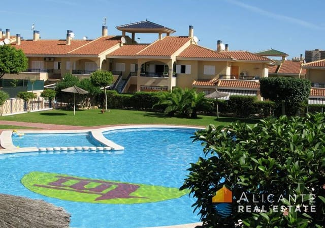 1 makuuhuone Yritys myytävänä paikassa Gran Alacant - 113 500 € (Ref: 5038803)