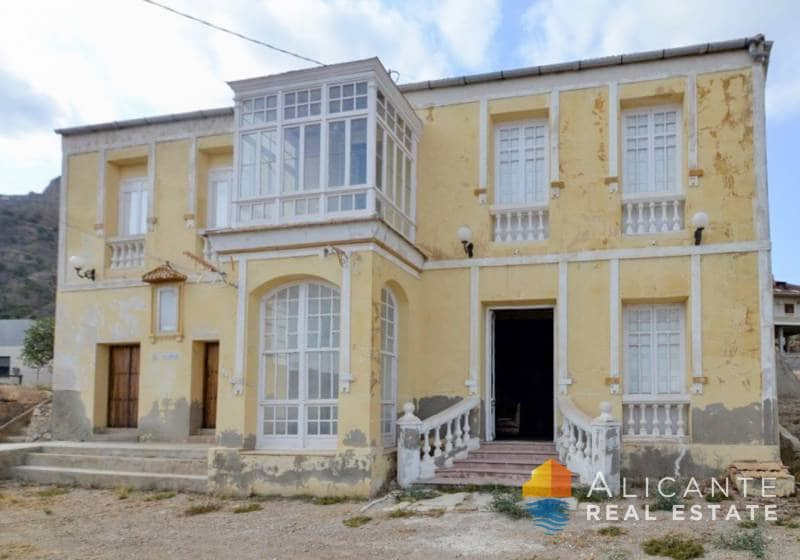Finca/Casa Rural de 7 habitaciones en Orihuela en venta - 1.200.000 € (Ref: 5056171)