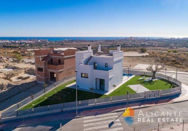3 soveværelse Villa til salg i Muchamiel / Mutxamel med swimmingpool - € 365.000 (Ref: 5830064)