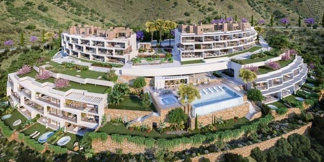 3 soveværelse Penthouse til salg i Torrox med swimmingpool - € 356.000 (Ref: 4735038)