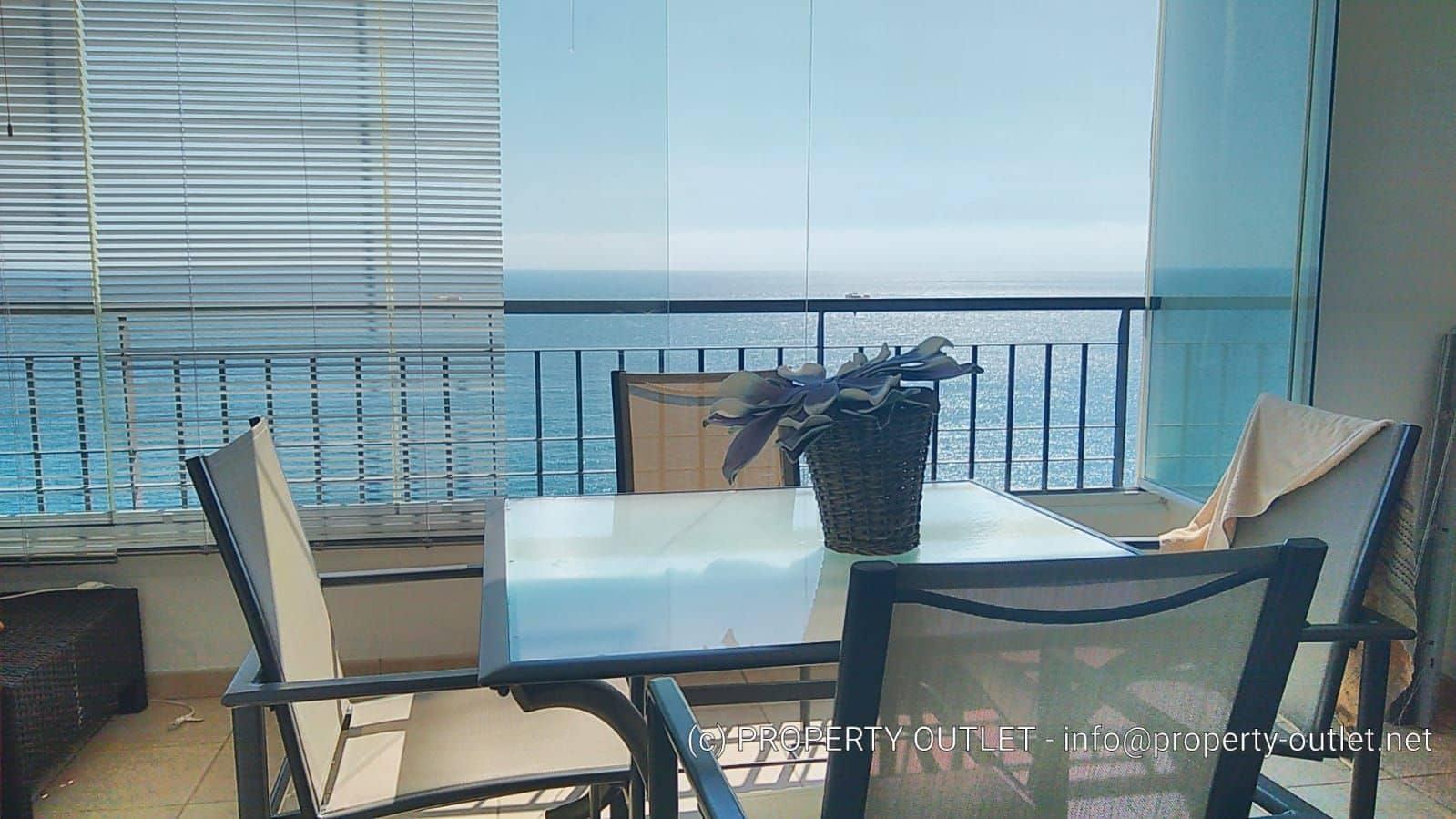 2 slaapkamer Flat te huur in Torrox-Costa met zwembad - € 1.000 (Ref: 5148565)