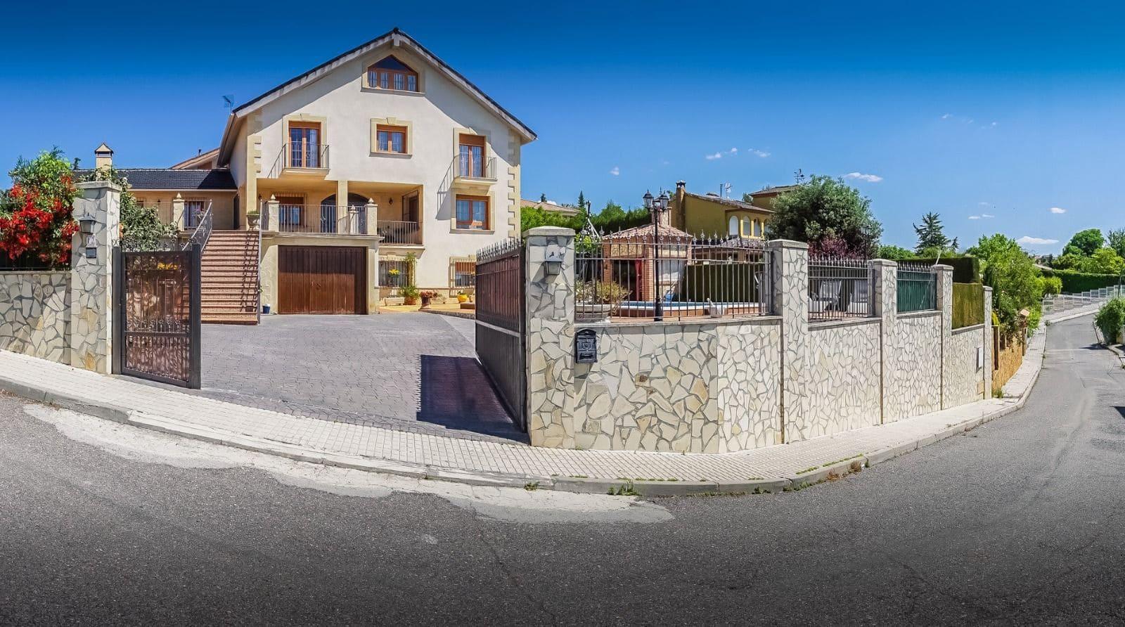4 sovrum Villa till salu i Santa Ana - 480 000 € (Ref: 5492041)