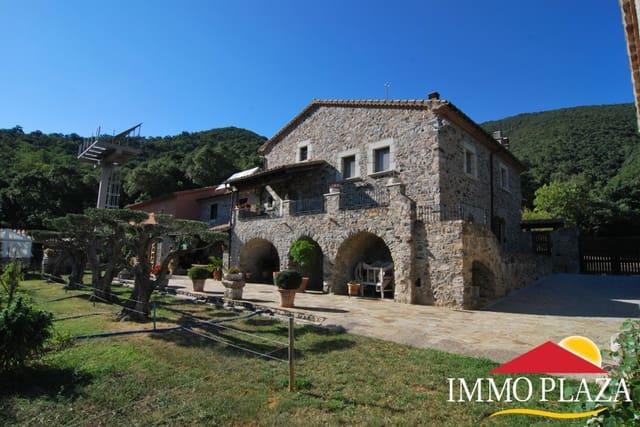 6 chambre Villa/Maison à vendre à Macanet de Cabrenys avec piscine - 800 000 € (Ref: 5995012)