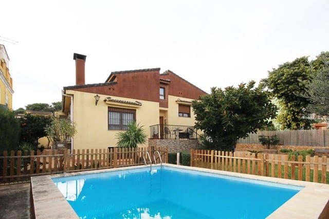 7 sypialnia Willa na sprzedaż w Torrent z basenem garażem - 410 000 € (Ref: 5153035)