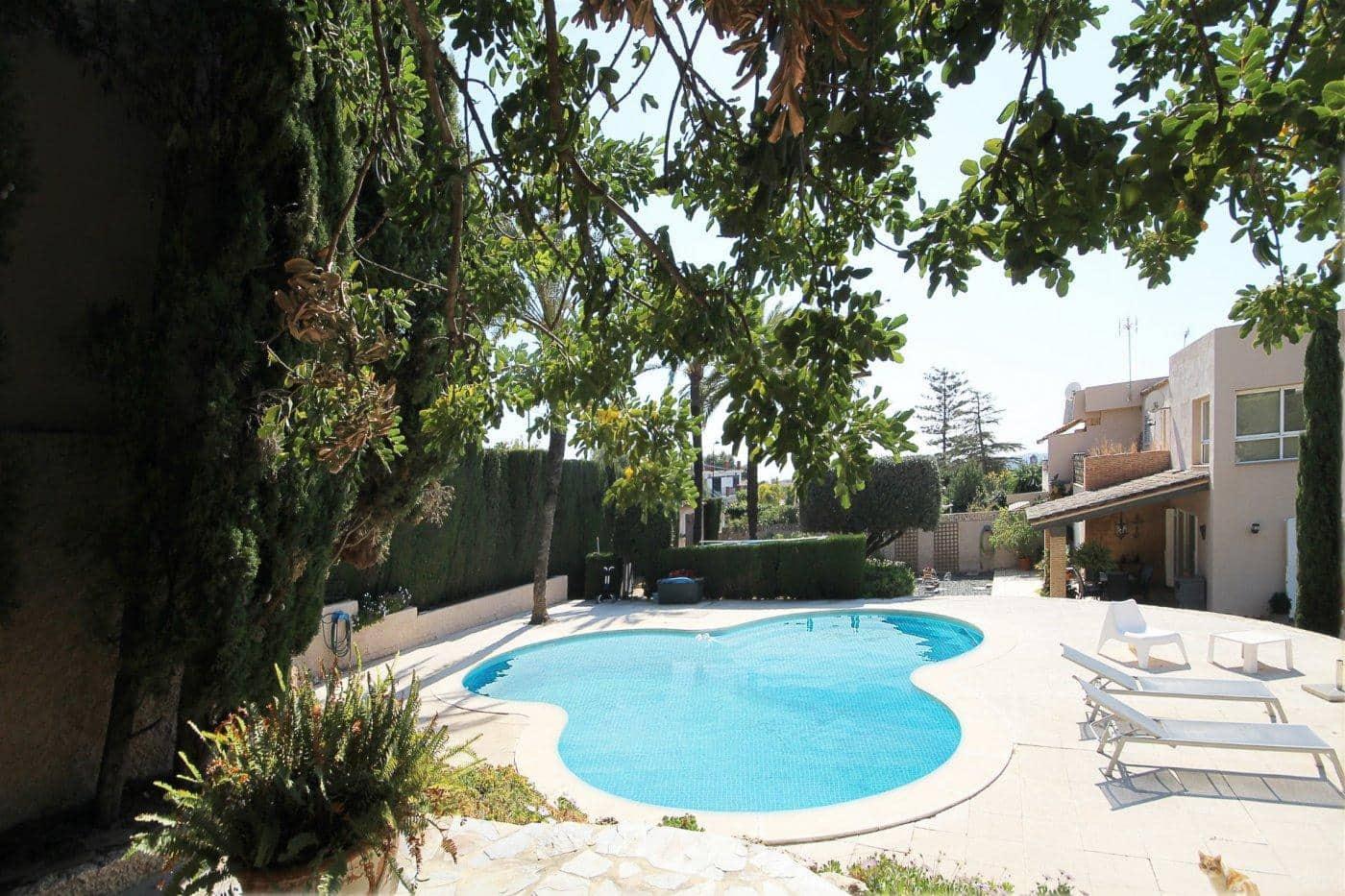 4 sypialnia Willa na sprzedaż w Torrent z basenem garażem - 410 000 € (Ref: 5153038)