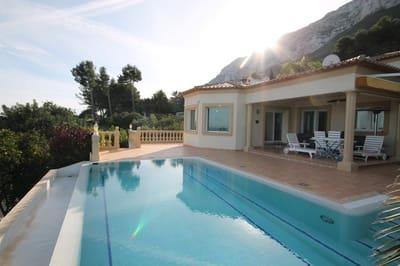 3 bedroom Villa for sale in Denia with pool garage - € 699,000 (Ref: 5205978)
