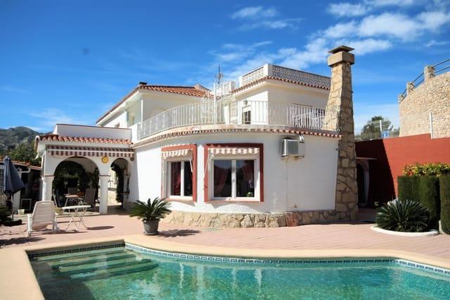 3 soveværelse Villa til salg i Pego med swimmingpool garage - € 325.000 (Ref: 5208941)