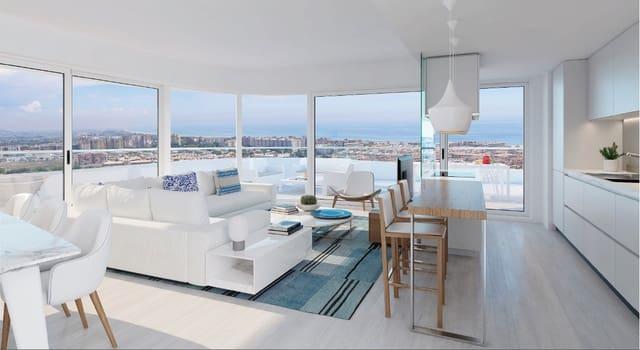 3 sypialnia Apartament na sprzedaż w Miasto Walencja z basenem garażem - 321 600 € (Ref: 5340529)