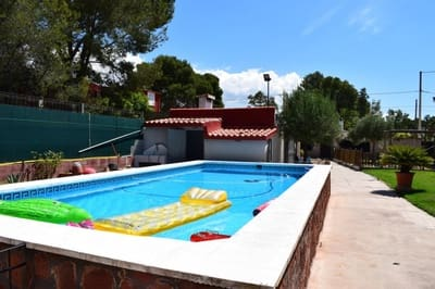 9 bedroom Villa for sale in Naquera with pool - € 175,000 (Ref: 5355075)