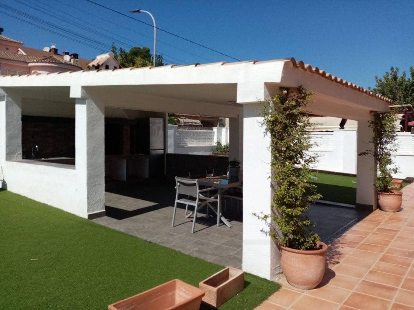 6 sypialnia Dom szeregowy na sprzedaż w Torrent z basenem - 330 000 € (Ref: 5366641)