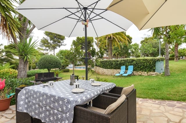 2 sypialnia Bungalow na sprzedaż w Moraira z basenem - 220 000 € (Ref: 5507417)