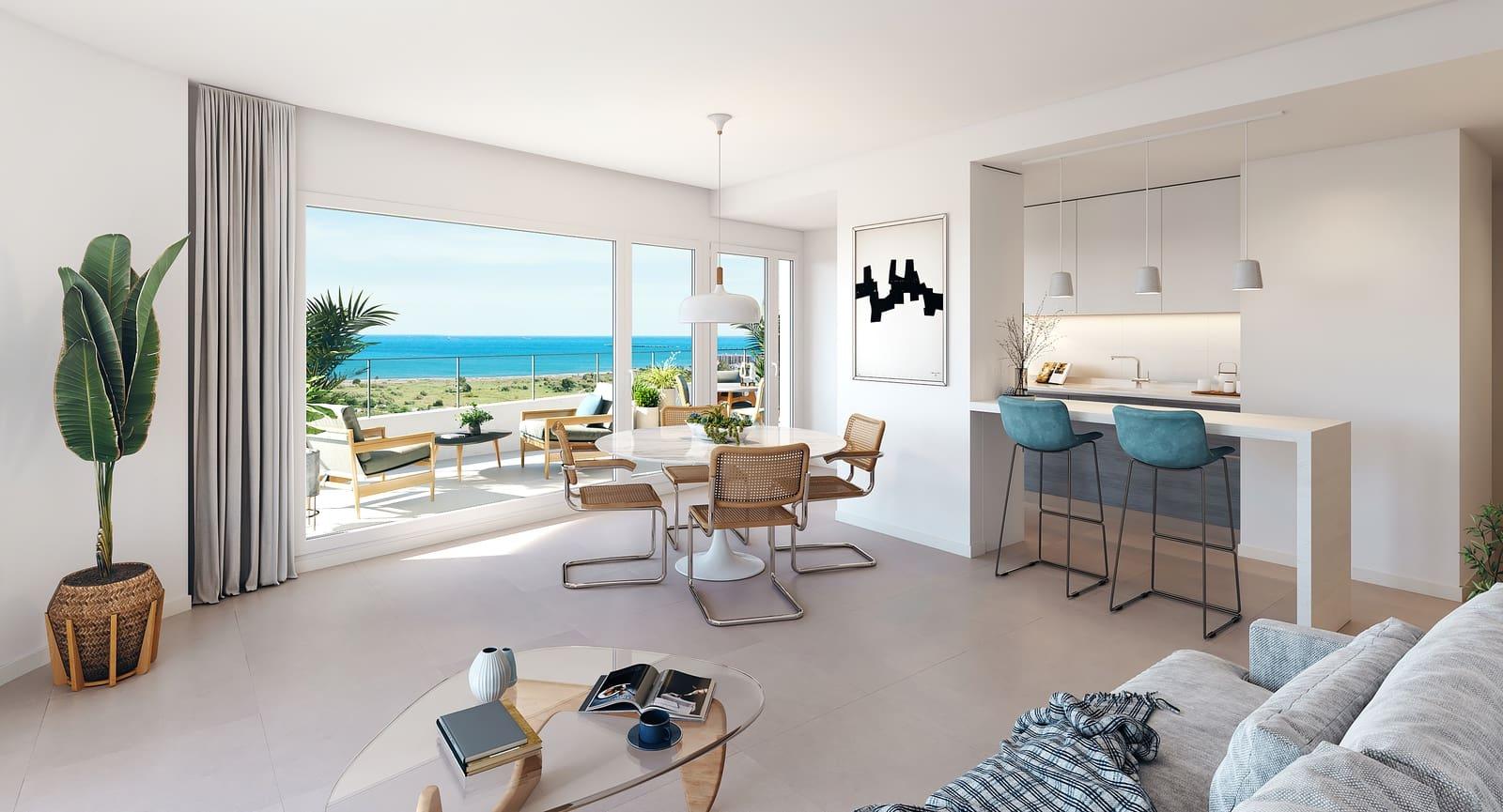 3 sypialnia Apartament na sprzedaż w Miasto Walencja z basenem garażem - 207 300 € (Ref: 5518236)