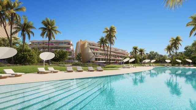 2 sypialnia Apartament na sprzedaż w Albir z basenem - 297 000 € (Ref: 6066321)