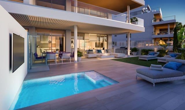 2 sypialnia Apartament na sprzedaż w Mijas z basenem garażem - 399 000 € (Ref: 6320106)