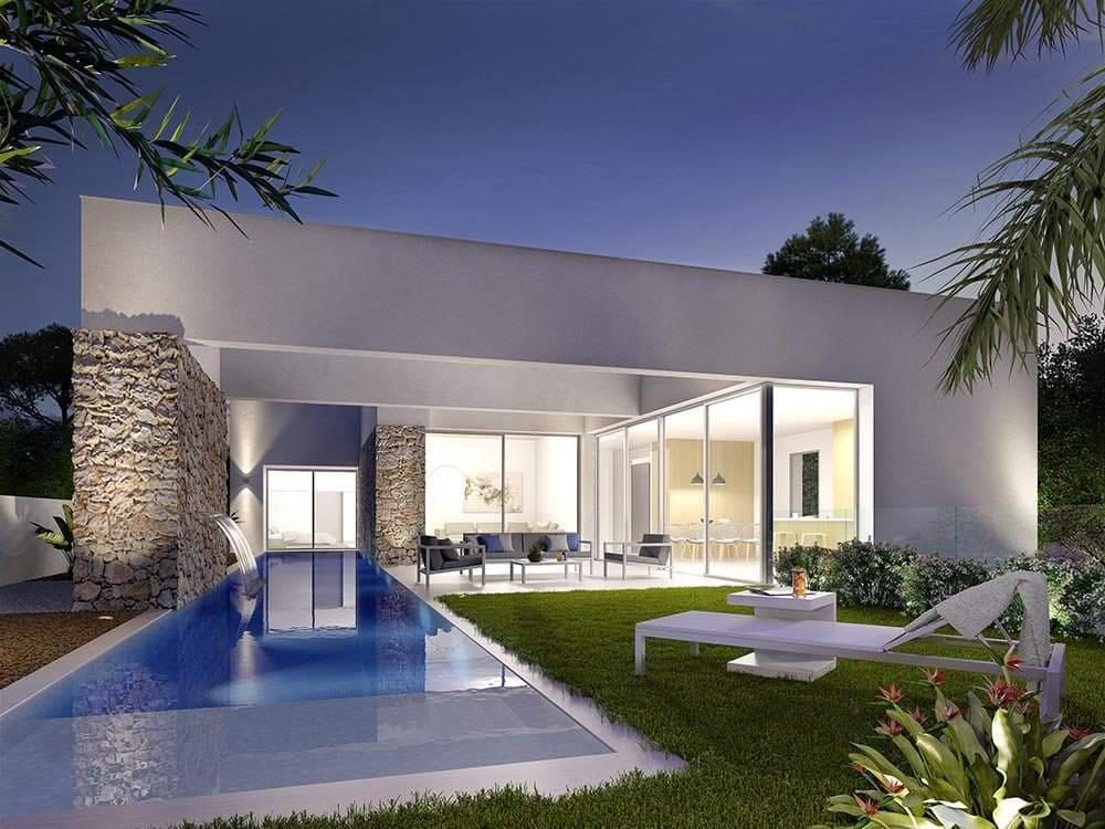 Chalet de 3 habitaciones en Benijófar en venta - 594.000 € (Ref: 3741280)