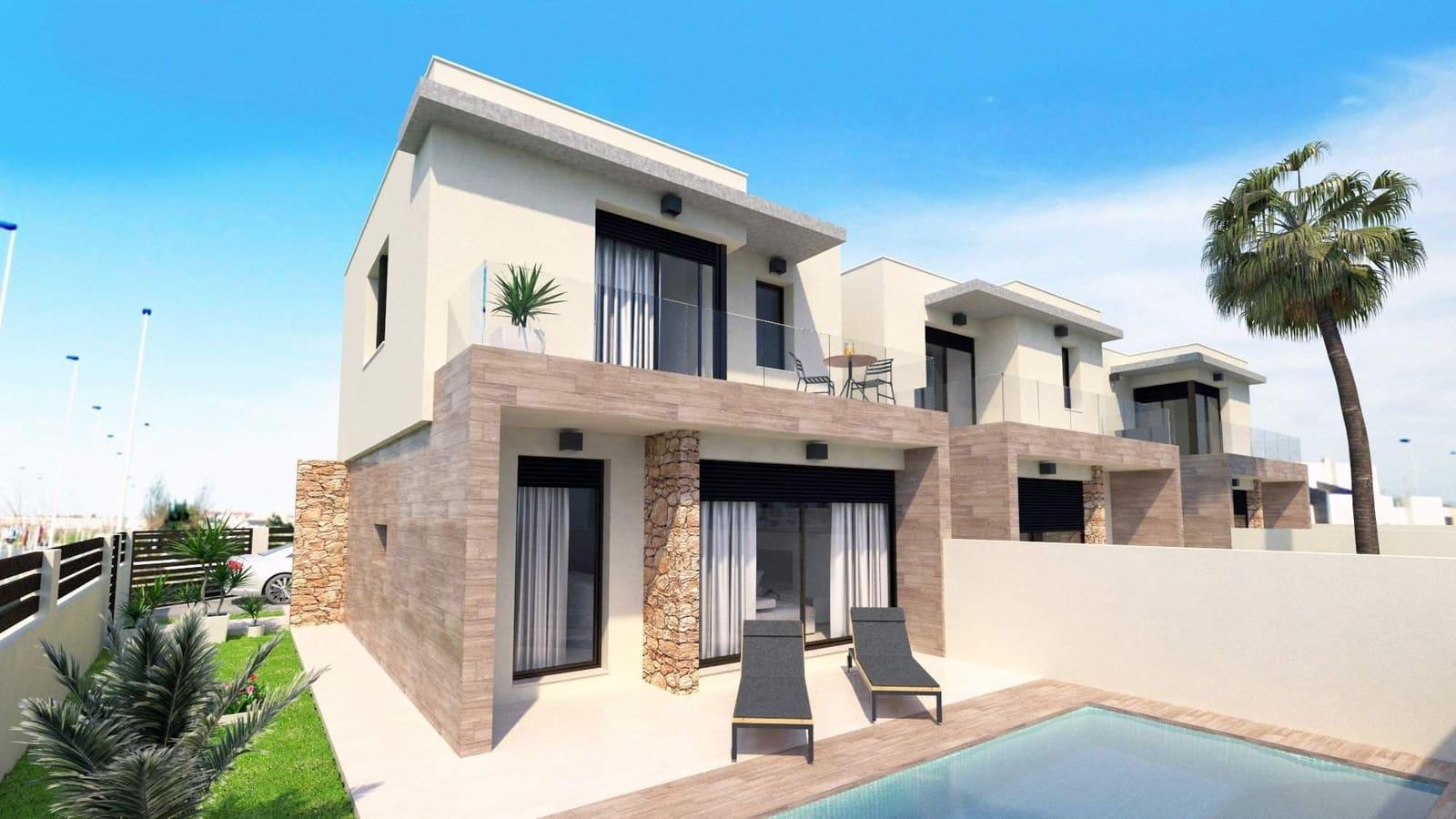 Chalet de 3 habitaciones en Pilar de la Horadada en venta - 380.000 € (Ref: 3910577)