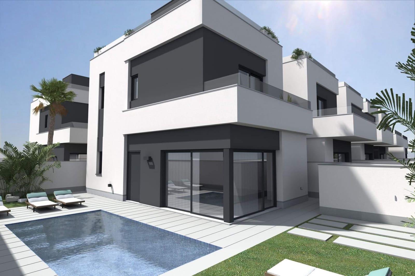 Chalet de 3 habitaciones en Pilar de la Horadada en venta - 239.000 € (Ref: 4092213)