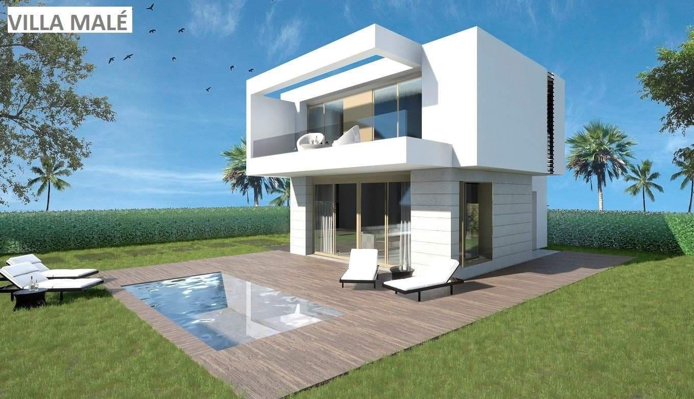 Chalet de 3 habitaciones en Orihuela en venta - 239.900 € (Ref: 4183310)