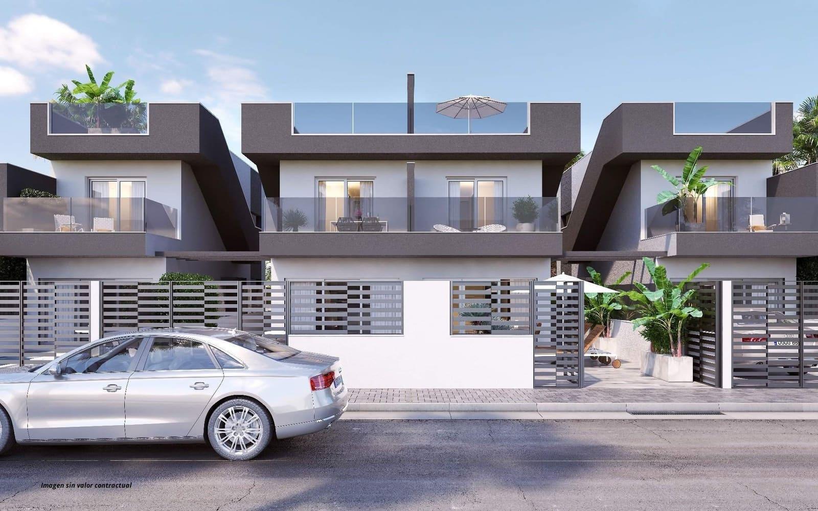 Casa de 3 habitaciones en Pilar de la Horadada en venta - 260.000 € (Ref: 4316303)