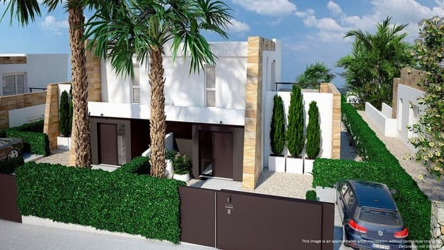 3 bedroom Townhouse for sale in Algorfa with pool - € 252,000 (Ref: 5813165)