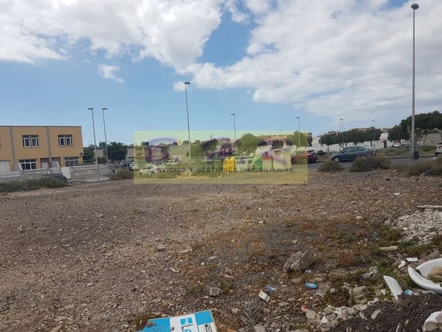 Byggegrund til leje i San Isidro de Abona - € 40.000 (Ref: 6044968)