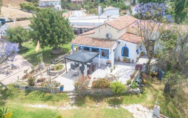 20 chambre Finca/Maison de Campagne à vendre à La Cala Hills avec piscine garage - 824 000 € (Ref: 4553464)