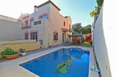 5 Zimmer Doppelhaus zu verkaufen in Las Chapas mit Pool Garage - 420.000 € (Ref: 5112343)