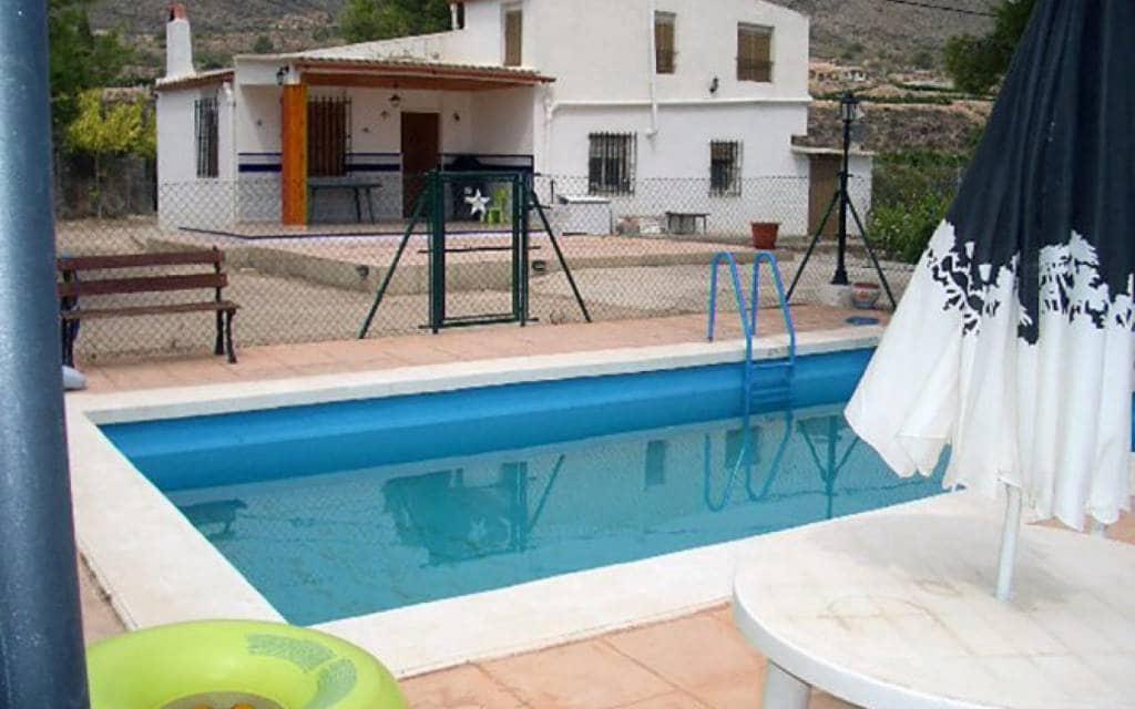 Finca/Casa Rural de 3 habitaciones en La Romana en venta - 155.000 € (Ref: 4396644)