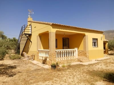 2 bedroom Finca/Country House for sale in Caudete - € 90,000 (Ref: 4524019)