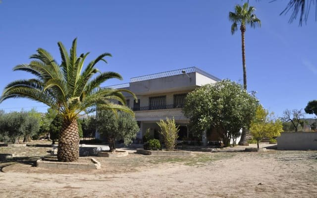 Finca/Casa Rural de 7 habitaciones en Sax en venta con piscina garaje - 175.000 € (Ref: 4631943)