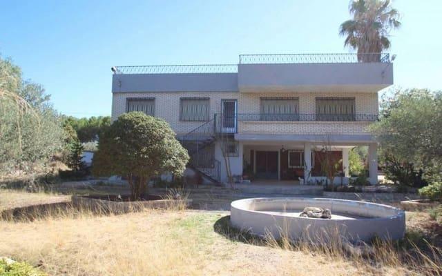 Finca/Casa Rural de 8 habitaciones en Sax en venta con piscina garaje - 162.900 € (Ref: 4631943)