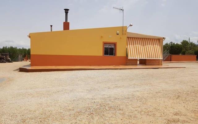 Finca/Casa Rural de 3 habitaciones en Villena en venta con piscina garaje - 160.000 € (Ref: 4635800)