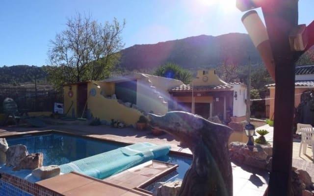 Casa Cueva de 3 habitaciones en La Romana en venta con piscina - 185.000 € (Ref: 4721740)