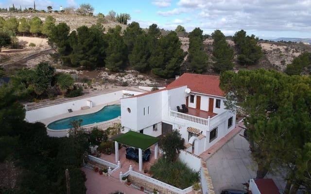 5 camera da letto Villa in vendita in Sax con piscina garage - 249.995 € (Rif: 4962750)