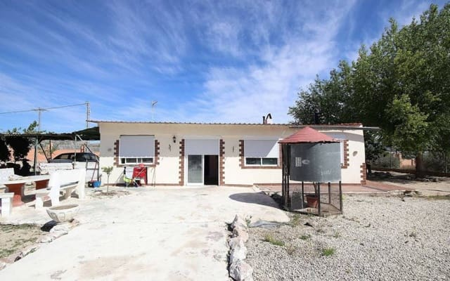 5 bedroom Finca/Country House for sale in Sax with pool - € 139,995 (Ref: 5115850)