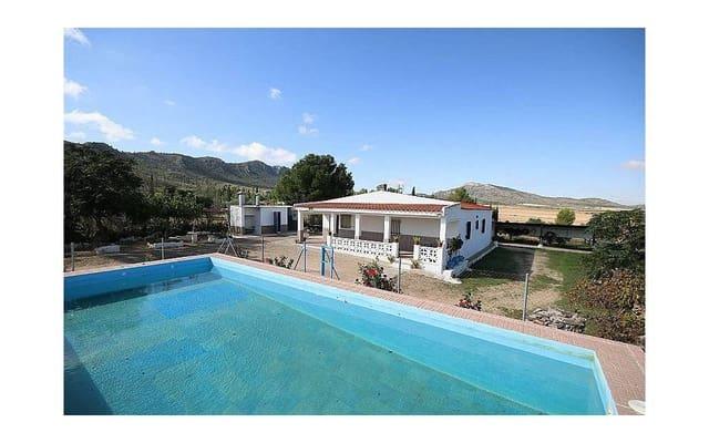 5 soveværelse Villa til salg i Yecla med swimmingpool garage - € 119.995 (Ref: 5378446)