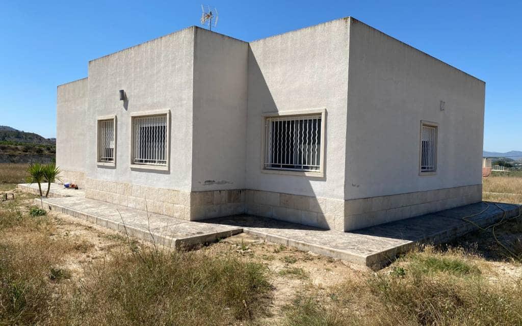 Chalet de 3 habitaciones en Sax en venta con piscina - 155.000 € (Ref: 6210090)