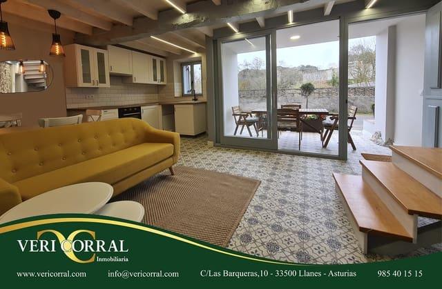 Casa de 3 habitaciones en Llanes en venta - 215.000 € (Ref: 5908429)