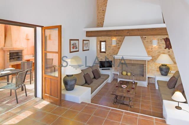 4 bedroom Villa for holiday rental in Sant Francesc de Formentera - € 6,270 (Ref: 5926840)