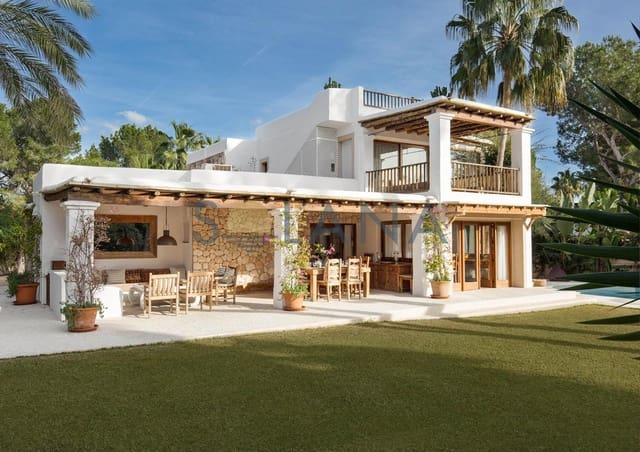 5 bedroom Finca/Country House for holiday rental in San Jose / Sant Josep de Sa Talaia with pool - € 16,000 (Ref: 5927002)