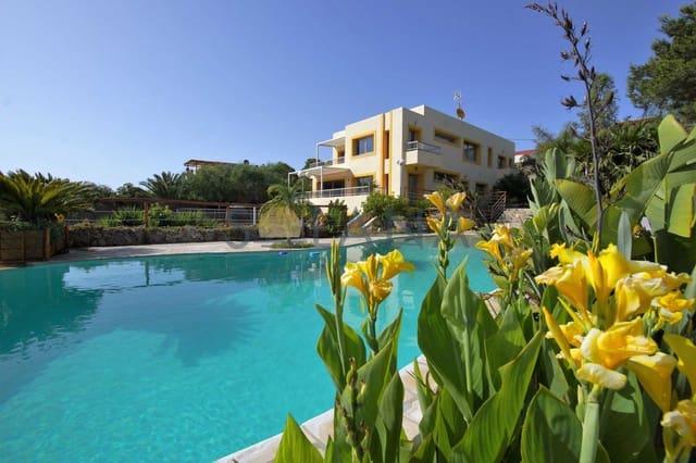 6 soveværelse Villa til leje i Santa Eulalia / Santa Eularia med swimmingpool - € 9.000 (Ref: 6070818)