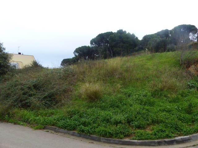 Building Plot for sale in Palamos - € 500,000 (Ref: 5811548)