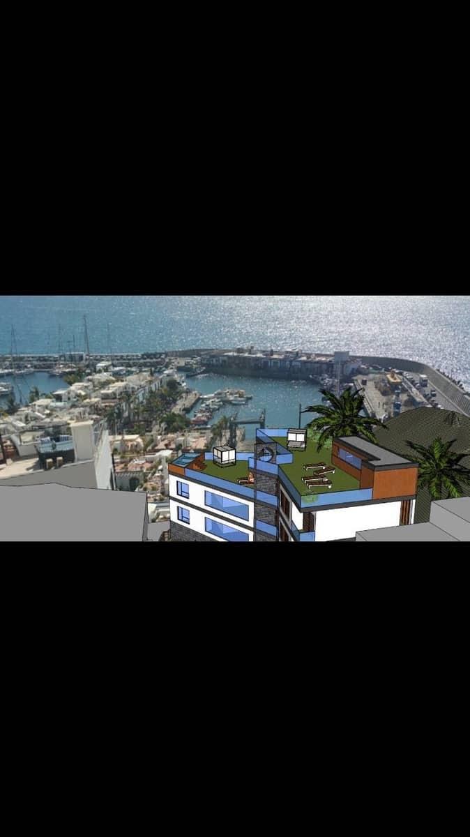 Mark till salu i Playa de Mogan - 595 000 € (Ref: 6006602)