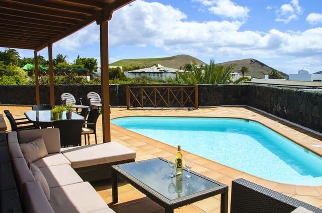 4 soveværelse Villa til salg i Teguise med swimmingpool garage - € 434.000 (Ref: 6006614)