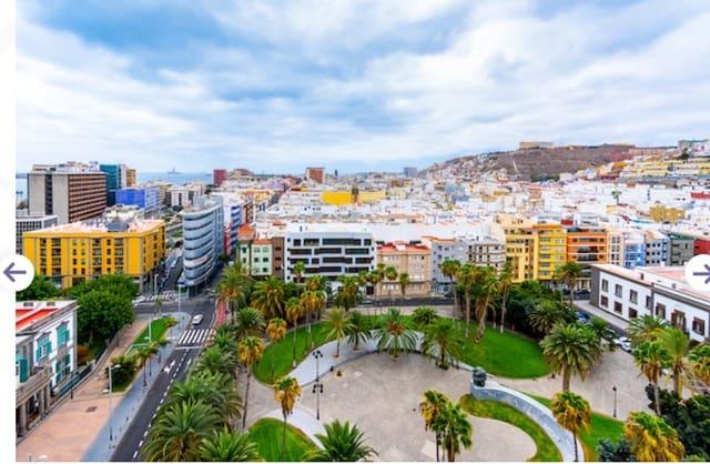 5 soveværelse Penthouse til salg i Las Palmas de Gran Canaria - € 582.500 (Ref: 6055668)