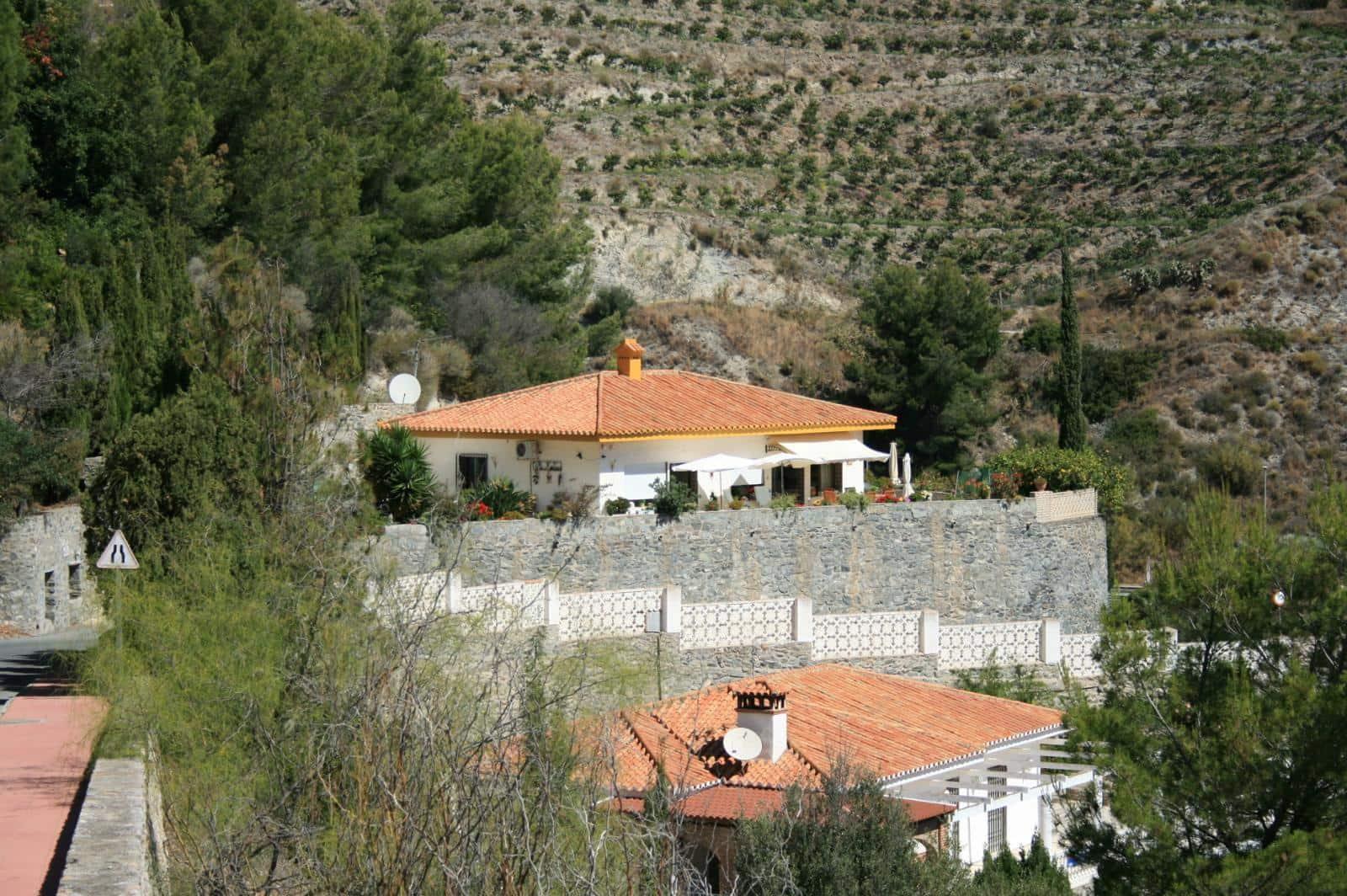 3 camera da letto Villa in vendita in Almunecar con piscina - 355.000 € (Rif: 4638162)