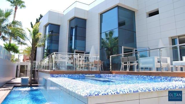 4 sovrum Villa till salu i Motril - 1 650 000 € (Ref: 6336223)