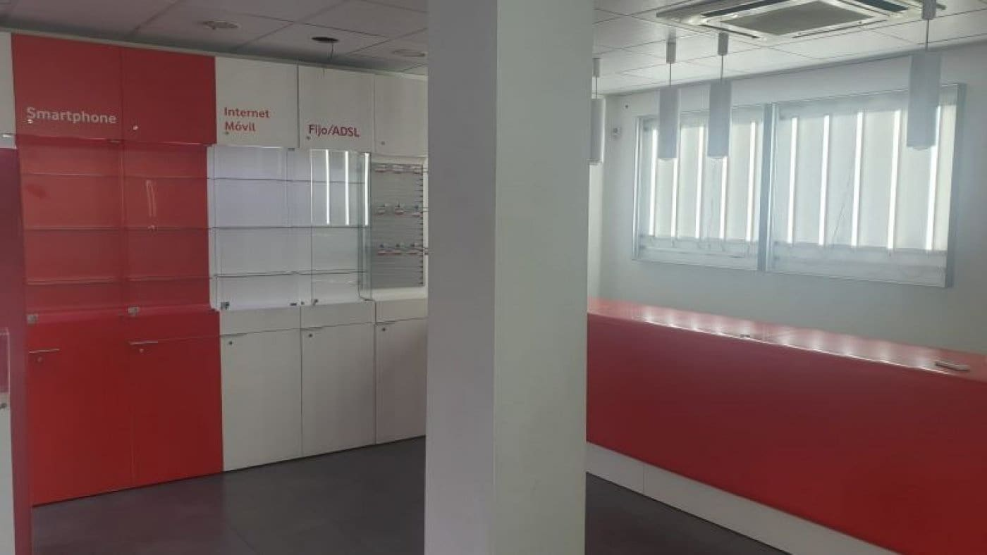 Commercial for rent in Madrid city - € 1,500 (Ref: 5010781)